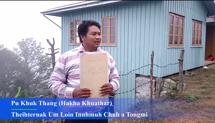 Innhmun Chuh A Tongmi Pu Khuk Thang Bia Chimnak + Video